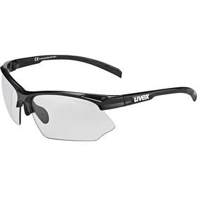 UVEX Sportstyle 802 V Briller, sort